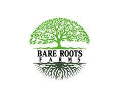 #406 for design logo Bare Roots Farms af paritushp83