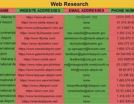 #61 para Regular work for a web researcher: Find list IT recruiters from India. por prozsaiful