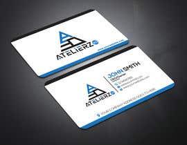Nro 202 kilpailuun Looking for a business card and letterhead design käyttäjältä SLBNRLITON