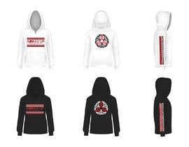 #200 untuk design a sweatshirt with slavic motiv oleh lawjack72