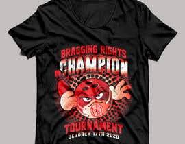 sauravarts tarafından Bragging Rights t-shirt design için no 115