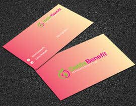 #461 for Detox Benefit - Business Cards by shawnmoulick500