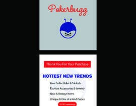 #110 for Pokerbugg - Business Card Design by touhidrifat2020