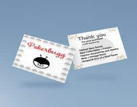 #113 for Pokerbugg - Business Card Design by arafatsaiful123