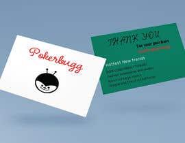 #58 for Pokerbugg - Business Card Design by Rahatmuntasir03