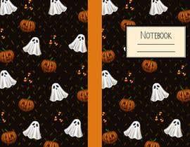 #28 para Need Halloween Cover for  Notebook Designed por RebecaBeatriceB