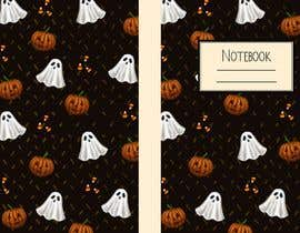 #30 para Need Halloween Cover for  Notebook Designed por RebecaBeatriceB