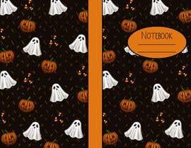#33 para Need Halloween Cover for  Notebook Designed por RebecaBeatriceB