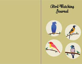 #51 for I need the cover for Bird Watching Journal Designed af raziul99