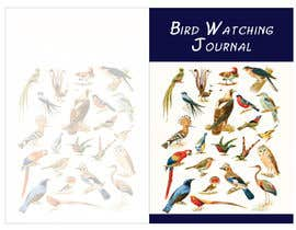 #56 for I need the cover for Bird Watching Journal Designed af muntahib17