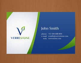 #59 for Stationery Design for Verrestone with additional work for winner by divinepixels