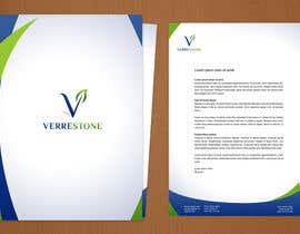 #60 para Stationery Design for Verrestone with additional work for winner por divinepixels