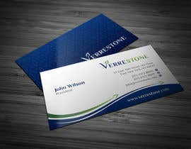 #37 for Stationery Design for Verrestone with additional work for winner by Brandwar