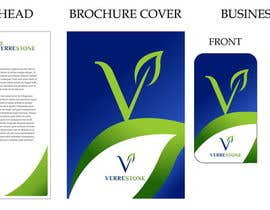 #20 para Stationery Design for Verrestone with additional work for winner por Stevieyuki
