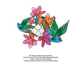 Miszczui tarafından Logo Design for Local Birds in Ed Hardy Tattoo Art Style. Graphic artist için no 84