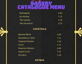 #304 cho Bakery catalogue menu for the company name Labyrinth bởi editorkhadiza