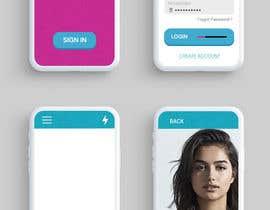 #14 untuk Graphic Design, Mobile App Screen oleh ajatuljadhav7