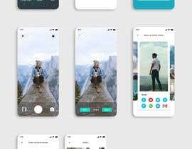 #29 untuk Graphic Design, Mobile App Screen oleh abfaruki