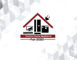 nº 255 pour Home Appliances online exhibition logo design contest par iraniasrafe