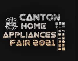 nº 224 pour Home Appliances online exhibition logo design contest par Milleybb