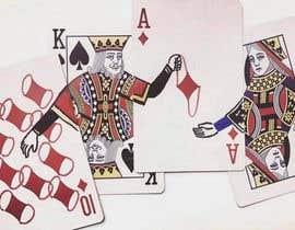 #18 for playing card af bdsarajit499