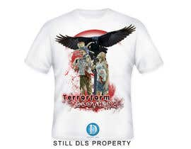 nº 28 pour T-shirt Design for new clothing business par DLS1