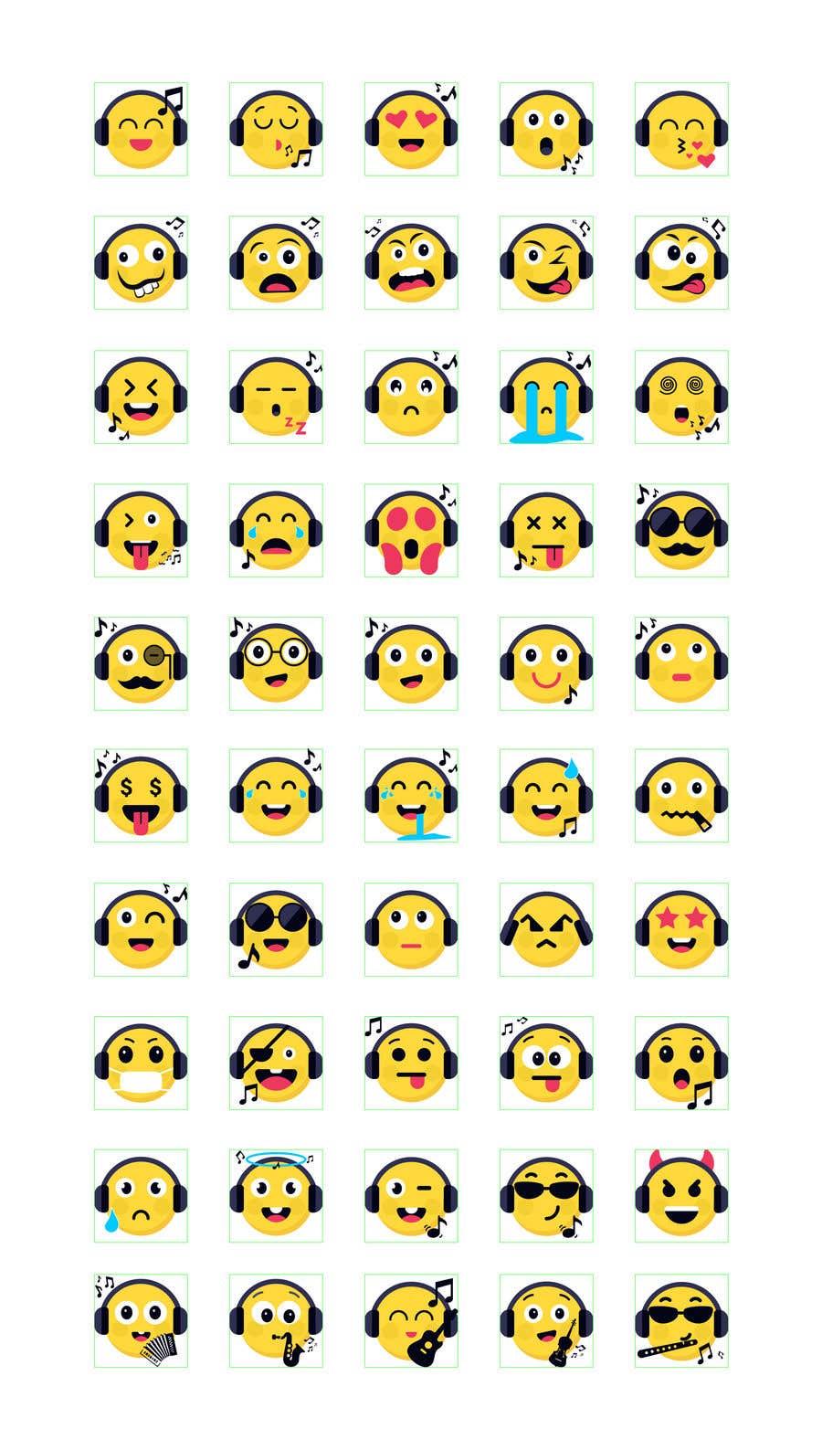 Bài tham dự cuộc thi #                                        175                                      cho                                         Design custom emojis for a YouTube-channel's membership program