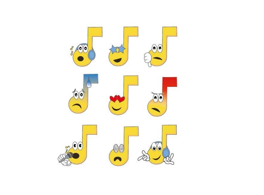 Bài tham dự cuộc thi #                                        103                                      cho                                         Design custom emojis for a YouTube-channel's membership program