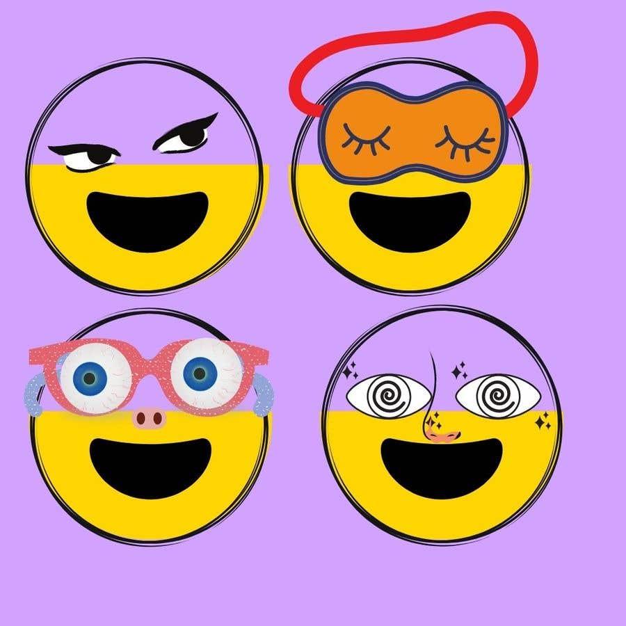 Bài tham dự cuộc thi #                                        126                                      cho                                         Design custom emojis for a YouTube-channel's membership program