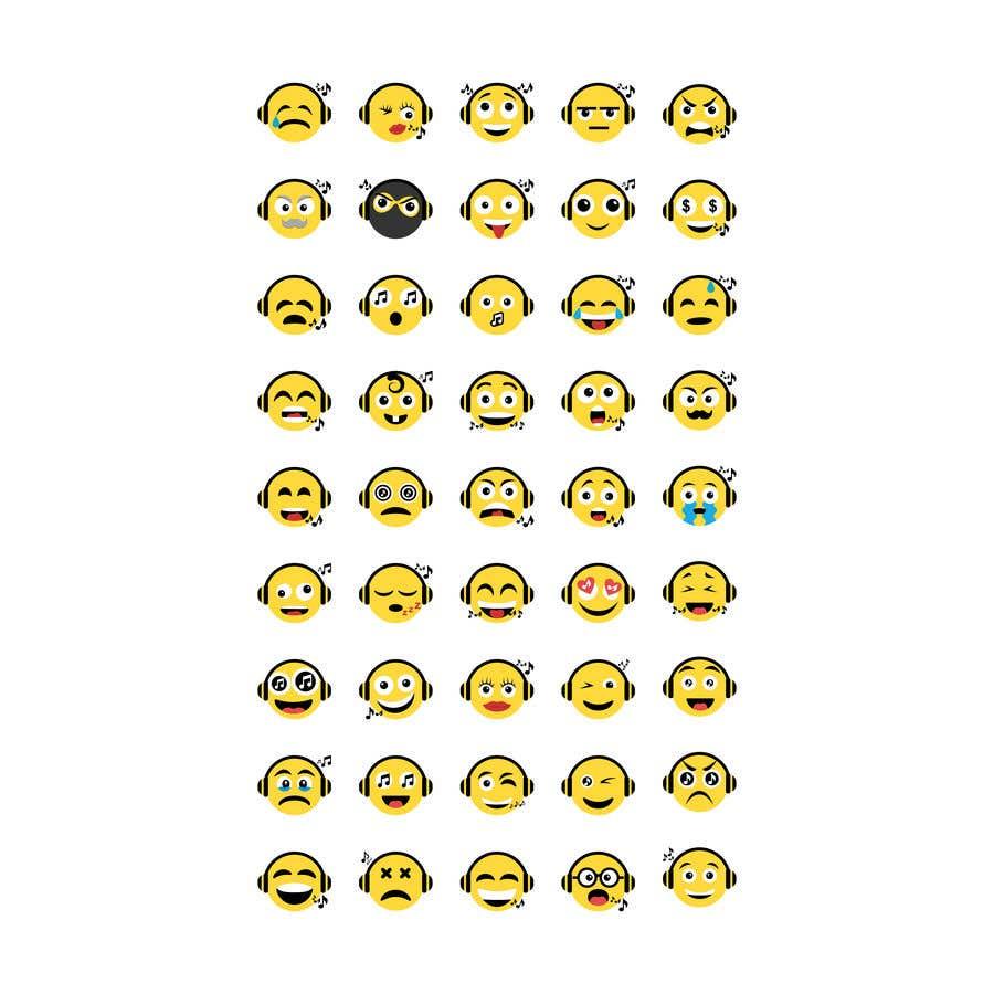 Bài tham dự cuộc thi #                                        188                                      cho                                         Design custom emojis for a YouTube-channel's membership program