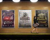 Bài tham dự #1 về Graphic Design cho cuộc thi WSFC Underground Poster