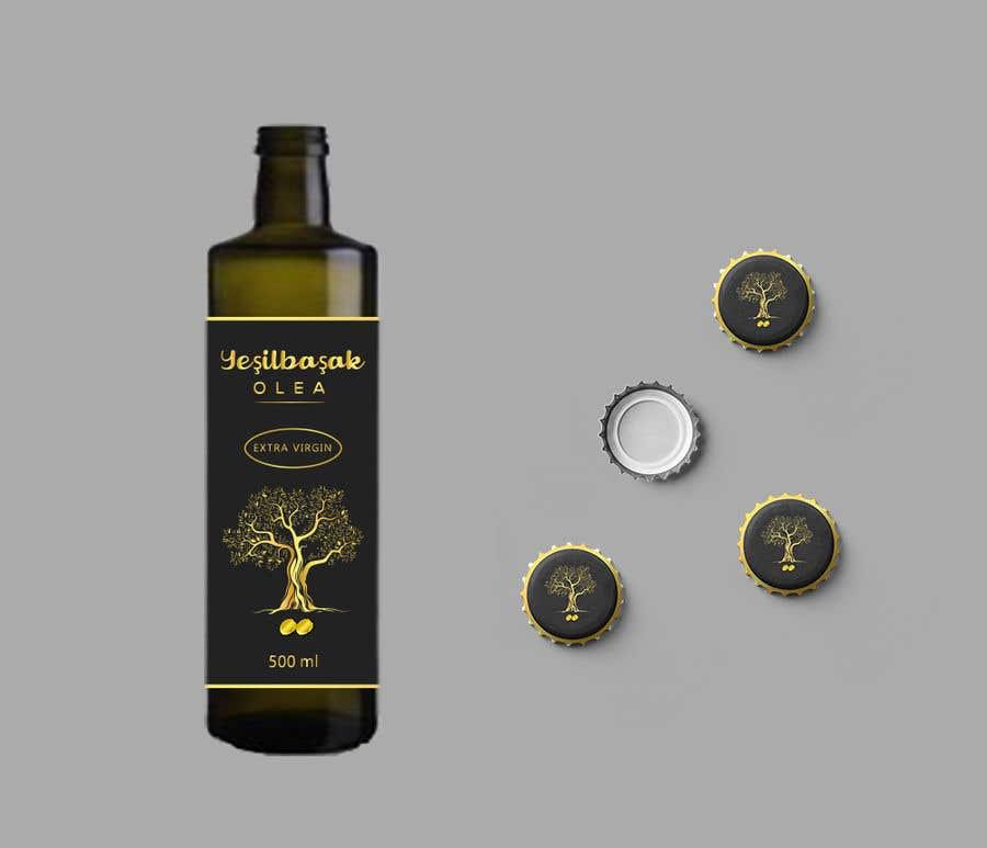 Proposition n°                                        149                                      du concours                                         Olive Oil Bottle Logo