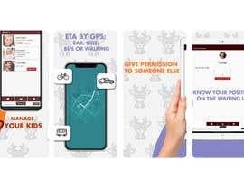 nº 4 pour Design app screenshots for Apple Store par samuelverenzuela