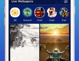 nº 31 pour Design app screenshots for Apple Store par shamimchy2000