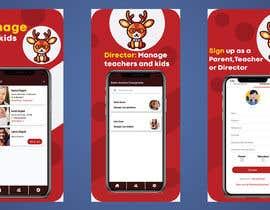 nº 34 pour Design app screenshots for Apple Store par appifyou