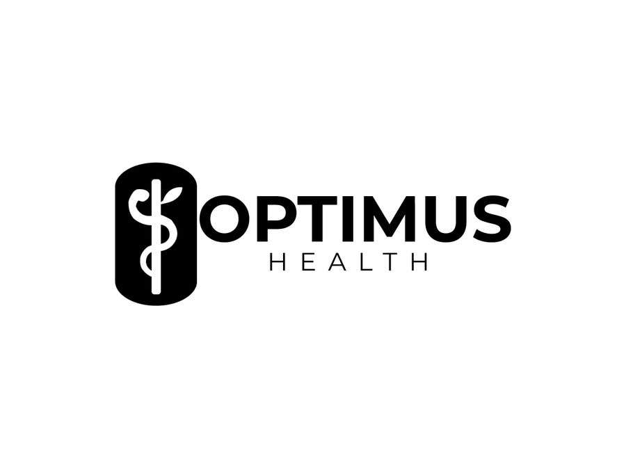 """Contest Entry #                                        220                                      for                                         Design a logo for a high tech health and fitness called technology company """" Optimus Health"""""""