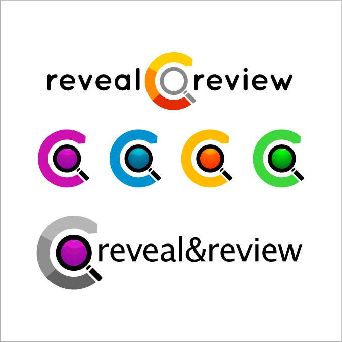 #98 for Logo Design for my online busines - Reveal and Review by nole1