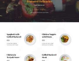 #8 for I need a website for a restaurant with  book table by alaminbhn