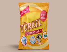 ayuhannaeshrak tarafından Create a Package Design for Cleaning Clothe Package için no 10