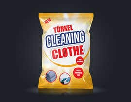 bayzidsobuj tarafından Create a Package Design for Cleaning Clothe Package için no 7