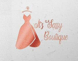 #539 for Create a fashion logo for a boutique by Desingerrowsy99