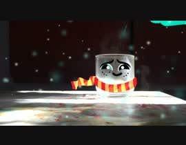 #15 cho 10 SECOND Motion graphics: Create an animated cartoon face on an object. bởi sengsavane