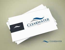 #27 cho Logo and business card design for Clearwater Rehab keep it simple and professional using white and blue colours. bởi gundalas