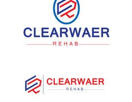 #44 cho Logo and business card design for Clearwater Rehab keep it simple and professional using white and blue colours. bởi mdnazrulislamju4