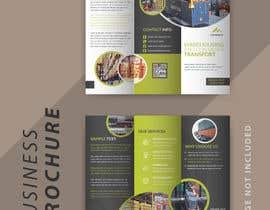 Nro 66 kilpailuun Design a brochure for warehousing and logistic Company käyttäjältä mdmahiuddin82