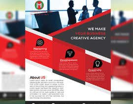 Nro 65 kilpailuun Design a brochure for warehousing and logistic Company käyttäjältä mscreativedesign