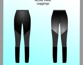 #18 for design a sports bra and leggings for my activewear line by mhdesigncore