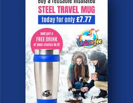#39 for Travel Mug Poster by darbarg