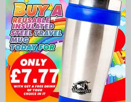 #12 for Travel Mug Poster by desmondlow1801