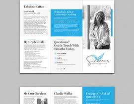 Nro 9 kilpailuun NLP Therapy Brochure käyttäjältä svetapro